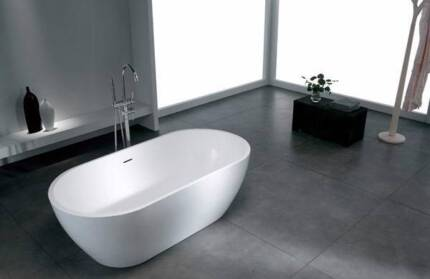 BEAUTIFUL FREESTANDING STONE BATH - SAVE $$$$ Adelaide CBD Adelaide City Preview
