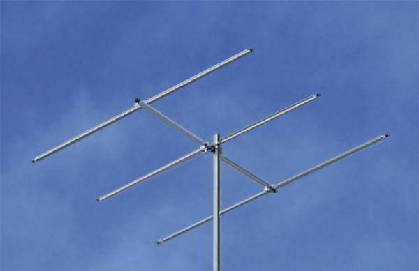 Details about Cushcraft A50-3S 3 Element 6 meter Yagi Antenna, 50 - 54 MHz