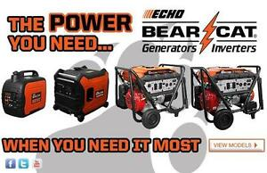 Generators & Inverters In-Stock at CR Equipment!