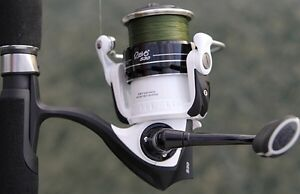 Abu Garcia Revo S spinning reel and Vengeance rod for sale