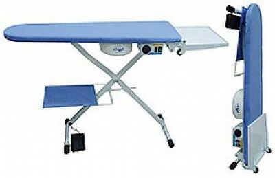 Heated Vacuum Ironing Board Table by Snail (For Faster & Better Ironing