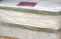 New Sealed in Plastic High Quality Twin Single Mattress Sets