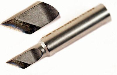 Hakko T18-k Soldering Tip For Hakko Fx888d - Knife - 5mm 45deg X 14 Mm