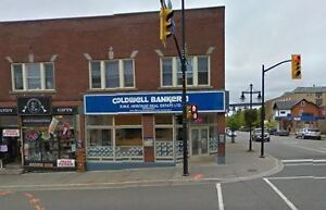 Commercial Retail, Office Lease: Downtown Parry Sound