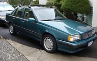 CLEAN Volvo 850 - COLD A/C! - 8K IN RECIEPTS