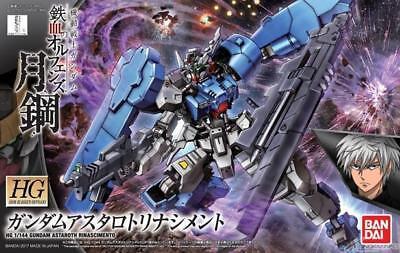 Gundam G-Tekketsu 1/144 HG #039 Astaroth Rinascimento Iron-Blooded Orphans IBO