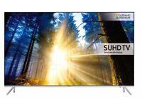 SAMSUNG 2016 55 INCH KS7000 FLATSCREEN TV FOR SALE!!