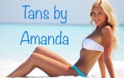 Tans by Amanda $25