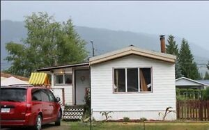 Mobile Home In Sicamous