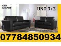 3+2 leather sofa brand new
