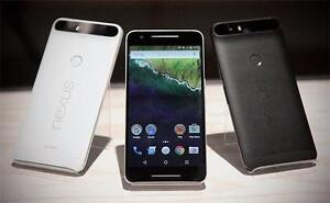 "Nexus 6P ""Google Phone by Huawei"" 32GB &64GB - New &Unlocked w/Box &Accessories &Warranty 'Call or Text 4167229406"""