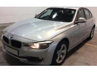 Silver BMW 320d se sport Manual Diesel 2012 FROM £62 PER WEEK!