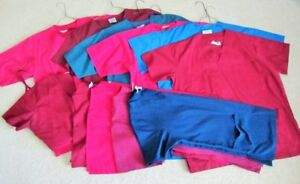 UNIFORM TOPS = Scrubs size SMALL & Medium