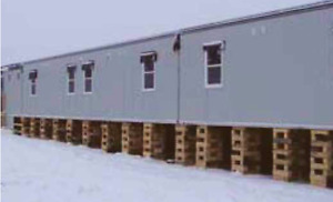 Commerical Prefab - 73 Person worker accommodation