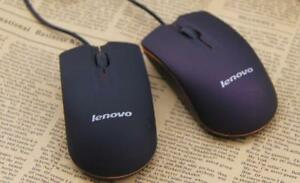 New Unused USB Wired Optical Gaming Mouse Lenovo etc.