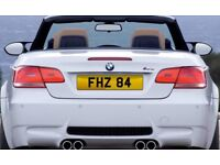 Cherished Number Plate - FHZ 84