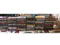 DVDs JOB LOT over 120+