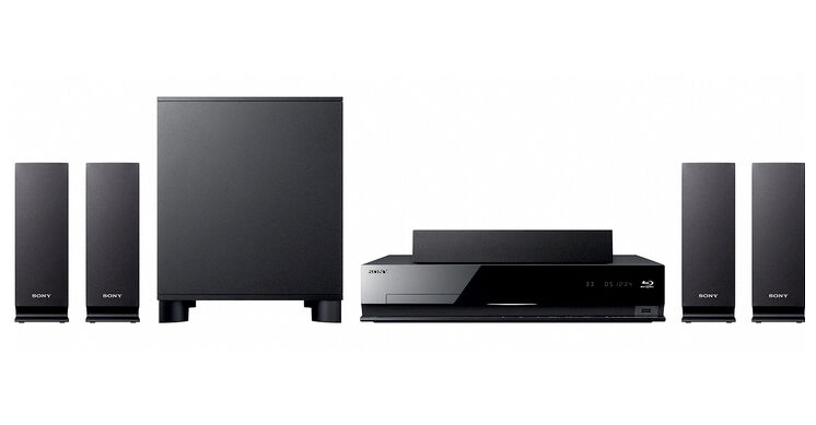Sony BDVE370.CEK 5.1 Ch Blu-Ray Home Cinema System