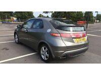 Bargain 2008 Honda Civic Cdti 2.2,5door+Panoramic roof+leather seats