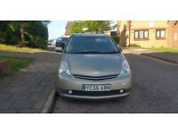 2006 (reg- 56) TOYOTA PRIUS T-SPIRIT VERY GOOD CONDITION