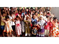 BECOME A SHORT TERM VOLUNTEER AND HELP OUT IN ONE OF IHF CHILDREN'S HOMES IN KENYA OR THAILAND