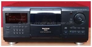 SONY MegaStorage 200 CD Changer (CDP-CX250)