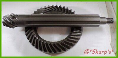 Am2615t M2774t  John Deere 40 420 430 Transmission Differential Ring Pinion
