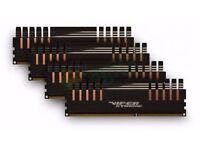 Patriot DDR3 4x2048MB 8GB 1600MHz CL8.0 Viper Xtreme LLK