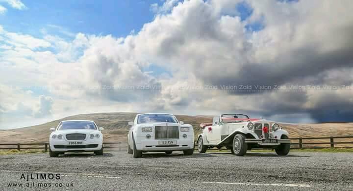 Rolls Royce Phantom Hire Manchester Cheap Wedding Cars Vintage Car