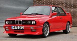 RECHERCHE BMW M3 E30 - BMW M5 E28 E34 E39 - BMW M6 E24 - 2002TII