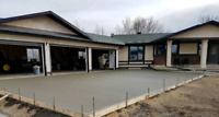 Commercial and residential concrete