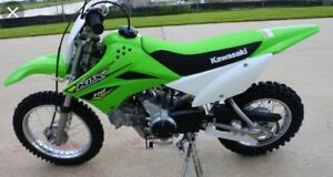 Wanted klx 110 or Crf 110