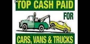 $$Top cash 4 SCRAP cars and old cars 416(200-2163)