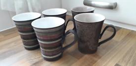 Denby cups