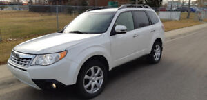 2013 Subaru Forester 2.5X Limited SUV, Crossover