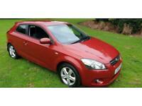 2010 Kia Pro Ceed 1.6 2 3dr HATCHBACK Petrol Manual
