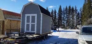 Shed for sale Barn style with loft delivery included $2700