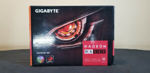 Gigabyte RX580 RGB Gaming 8GB Windforce ~BRAND NEW~