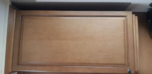Kitchen Craft cabinet doors. 4 brand new, in boxes. $50.00 each