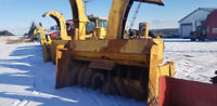 Loader snow blower  REDUCED Moncton New Brunswick Preview