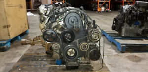 Mitsubishi Outlander 03-06 JDM 2.4L Engine With Automatic Trans
