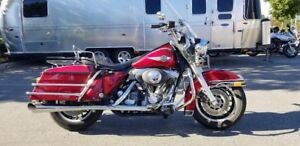 1984 Harley Davidson FLHT Electra Glide CLassic