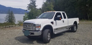 2009 F350 FX4 Lariat 141,000 KMs; deleted, tuned