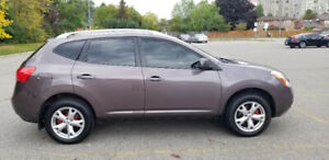 NISSAN ROGUE LOW KMS FOR SALE