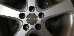 16 inch RTX Wheels
