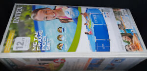 Intex 12 x 30 Metal Frame Pool Set NEVER OPENED
