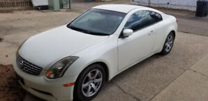 2003 nissan skyline 350gt (g35) located in lethbridge