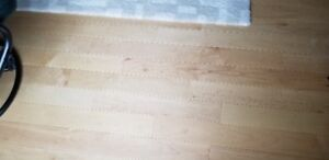 """Hardwood Natural Maple 129 Square Feet of 4"""" and 36 Square Feet"""
