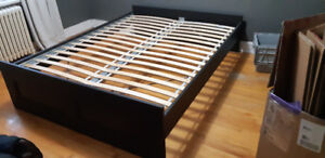 Queen Size Wooden Bed Frame