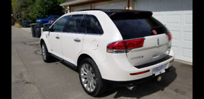 2013 Lincoln MKX Limited Edition